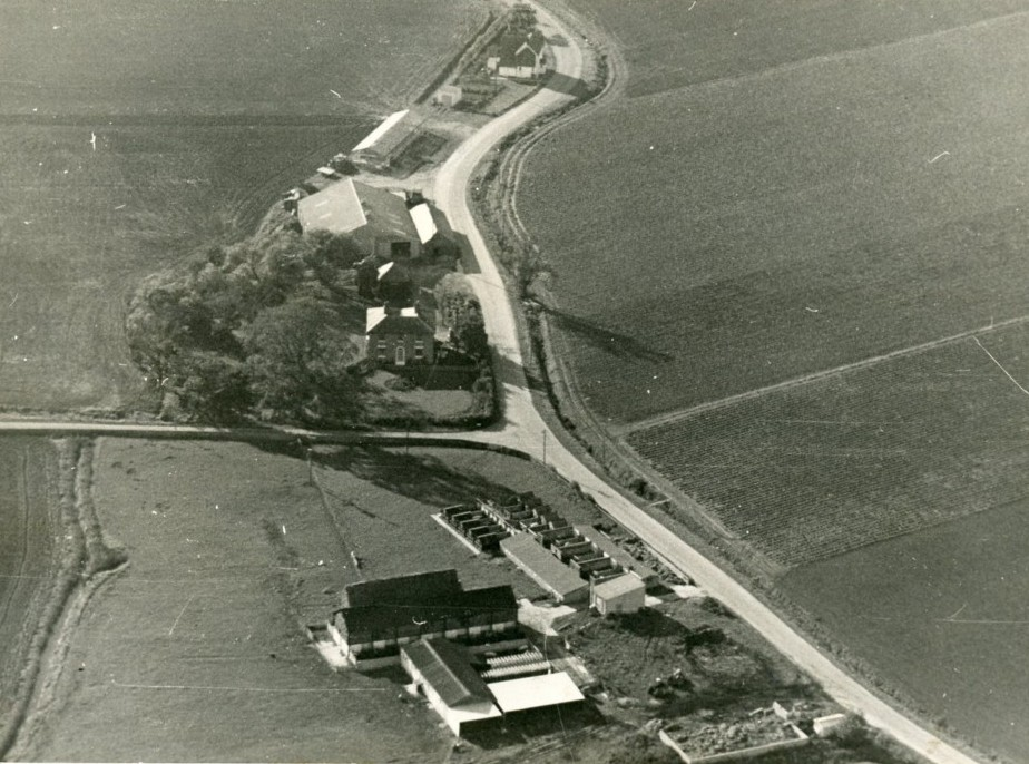 Brooker Farm in the 1960s