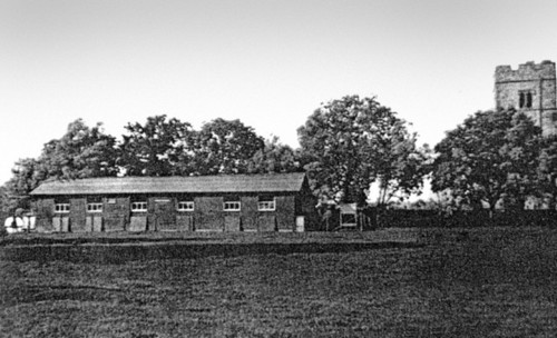 The Newchurch Hut  HQ for pre-radar Early Aircraft Detection Devices