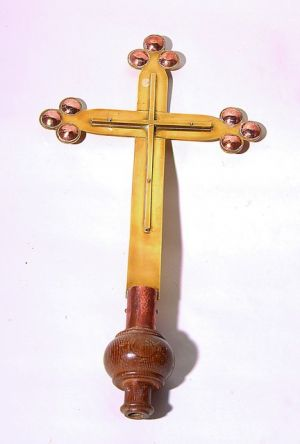 New Processional Cross © D.Chiverrell