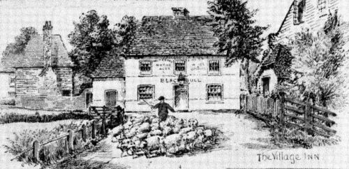 The Black Bull Inn, Newchurch